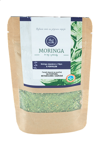 DETOX, FLATULENCE moringa with fennel, 30g