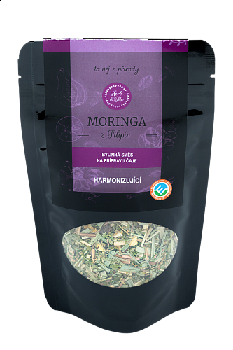 HARMONIZING - luxury tea with moringa, 50g