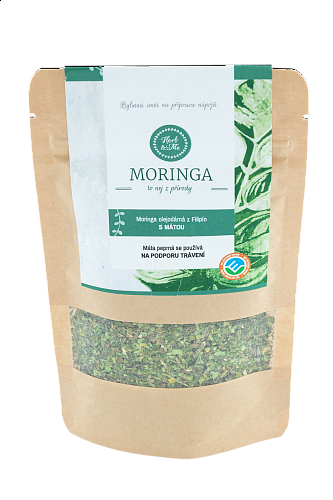 KIDNEYS - Moringa oleifera with spearmint, 30g
