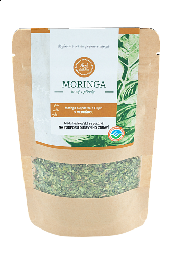RELAX, mental well-being - Moringa oleifera with lemon balm 30g