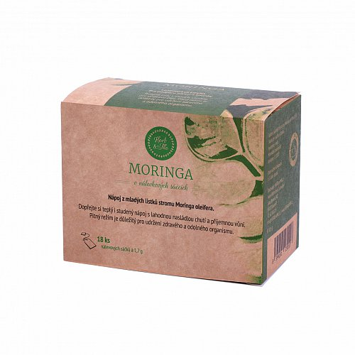 Moringa in tea bags (18 pcs)